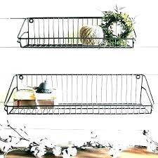 shelf with baskets and hooks wire basket with hook hanging baskets wall mount storage for hooks