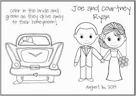 Coloring Pages 42 Incredible Wedding Coloring Book Pages Image