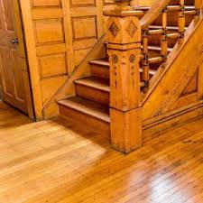 how much does wood flooring on stairs cost
