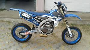 yamaha yz 450f supermoto for sale north east isaan region