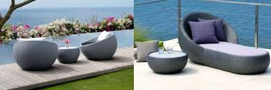 modern wicker patio furniture. Designer Rattan Furniture Modern Wicker Outdoor Patio E