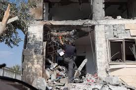 Gaza: 'one dead' in israeli raid after rocket strikes Negev - General news  - ANSAMed.it