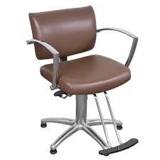 pibbs 5801 rosa hydraulic salon chair product image beauty salon styling chair hydraulic