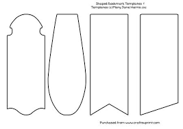 Free Bookmark Templates A Bookmark Template
