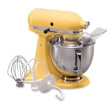 Kitchenaid Artisan 5 Quart Stand Mixer Majestic Yellow