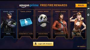 Points earned under ffps may be based on the class of fare, distance flown on that. Free Fire How To Get Free Items In Free Fire S Amazon Prime Collection
