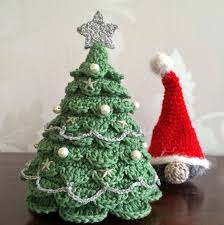 Crochet Christmas Tree Pattern Adorable Some Details About Crochet Christmas Trees Cottageartcreations