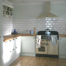 Tiling For Kitchen Walls White Subway Tile In Modern Kitchen Google Search White Gloss