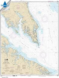 Online Chesapeake Bay Charts Paradise Cay Publications Noaa Chart 12233 Potomac River Chesapeake Bay To Piney Point 35 4 X 46 4 Waterproof