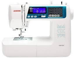Sewing Machine Shop Edinburgh