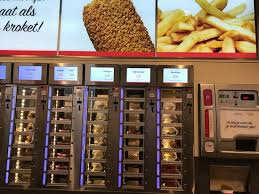 Vending Machine Amsterdam Inspiration Vending Machines Picture Of Febo Amsterdam TripAdvisor