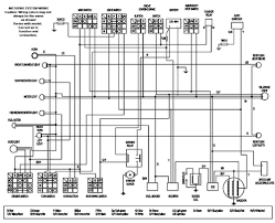 eae ert electric scooter wiring diagram Electric Scooter Wiring Schematic Scooters 24V E Scooter Wiring Diagram