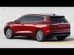 New 2018 Buick Enclave Exterior Color Options Hd