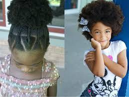 Coiffure Africaine Pour Petite Fille Metisse