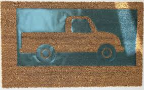 DIY Your Own Door Mats - Kayla Makes