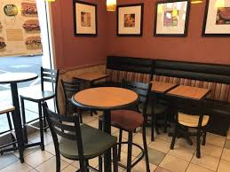 photo of subway pleasanton ca united states extra seating