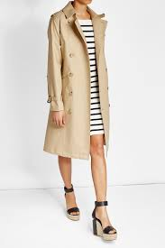 a p c cotton trench coat beige women apc fur coat usa