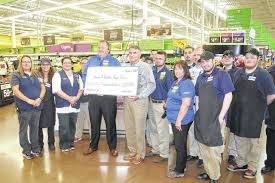 Walmart Foundation Commits 25 000 To Steven A Hunter Hope
