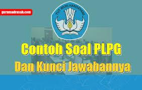 Contoh soal usbn bahasa indonesia sma dan kunci jawabannya. Contoh Soal Plpg Plus Kunci Jawaban Guru Madrasah