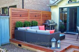 full size of wooden outdoor privacy screens how to make timber brisbane wood deck screen fireplace