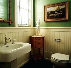 Wonderful Beadboard Bathroom Wall Cabinet White