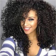 curly hairstyles for women tight natural curls