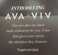 Viv Collection Size Chart My Two Cents Targets Ava Viv Review Big City Curvy