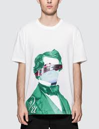 Valentino Shirt Size Chart Valentino X Undercover V Face T Shirt