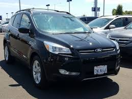 2016 ford escape black. Perfect Black Black 2016 Ford Escape SE For Sale In Sacramento CA And D
