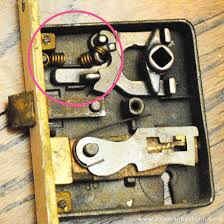 antique mortise lock springs image and candle victimist