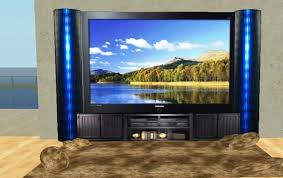 speakers for tv. extra large tv stand with speakers for your tv-4 prim, mueble para tv