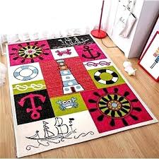 childrens floor rugs melbourne kids rug collection non toxic slip child game mats steamship design indoor childrens round floor rugs