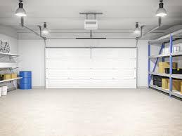 to floors garage
