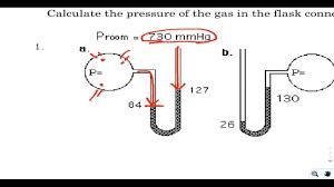 manometer chemistry. manometer example problems chemistry