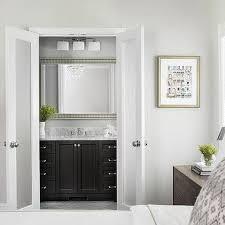 frosted glass bi fold bathroom doors
