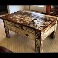 1000 ideas about door coffee tables on coffee tables