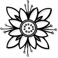 Coloring Book Pages Flower Coloring Pages Printable