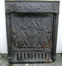 cast iron fireplace cover best cast iron fireplace surrounds images on intended for cast iron fireplace cast iron fireplace cover
