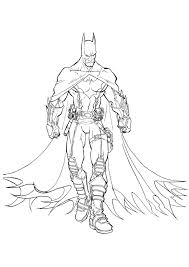 Batman then appeared on tv (in the 60s) and the movies (7 films between 1989 and 2012). Batman Coloring Sheets For Kids Coloring Pages For Kids On Coloring Forkids Com