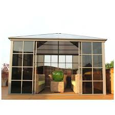 wooden screen house kits gazebo design screen house gazebo screened gazebo plans brown wooden gazebo with black glass roof interior decoration tips pdf