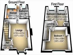 3 bedroom semi detached floor plan lovely 3 bedroom semi detached house plans uk