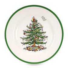 Christmas China Patterns Custom Christmas China Patterns You'll Love For Your Southern Home