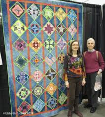 Colorways By Vicki Welsh - Buy Hand Dyed Fabric and Art Glass from ... & hand dyed fabric quilt Adamdwight.com