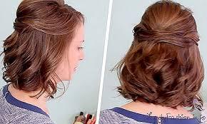 Jednoduché účesy Pro Krátké Vlasy 100 Fotografií A Nápadů Pro Každý