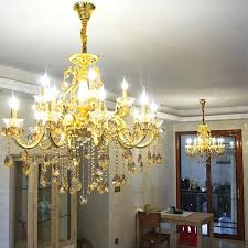 gold bedroom chandelier rose