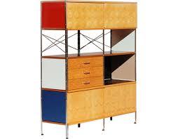 eames furniture design. eames storage unit 420 design charles u0026 ray 1950 zinccoated steel furniture