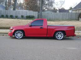 Lowered Colorado/Canyon Set Up's with Picture's - Chevrolet ...