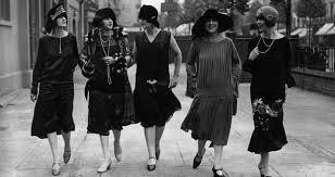 První Republika A Móda Zrození Moderní ženy