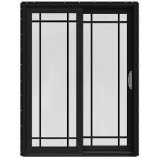 sliding glass doors home depot anderson windows with blinds between the glass blinds between glass door