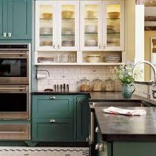Dark Green Kitchen Cabinets Kitchen Cabinets 24 Kitchen Cabinet Paint Colors Slate